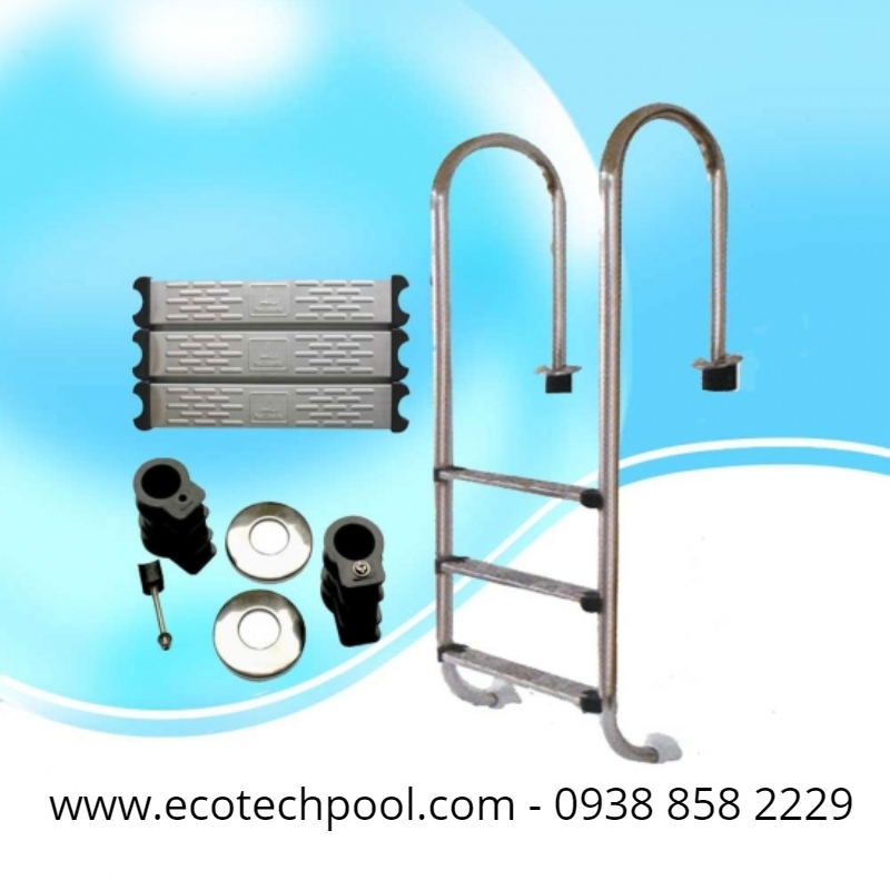 công ty phân phối cầu thang bể bơi tại tp.hcm