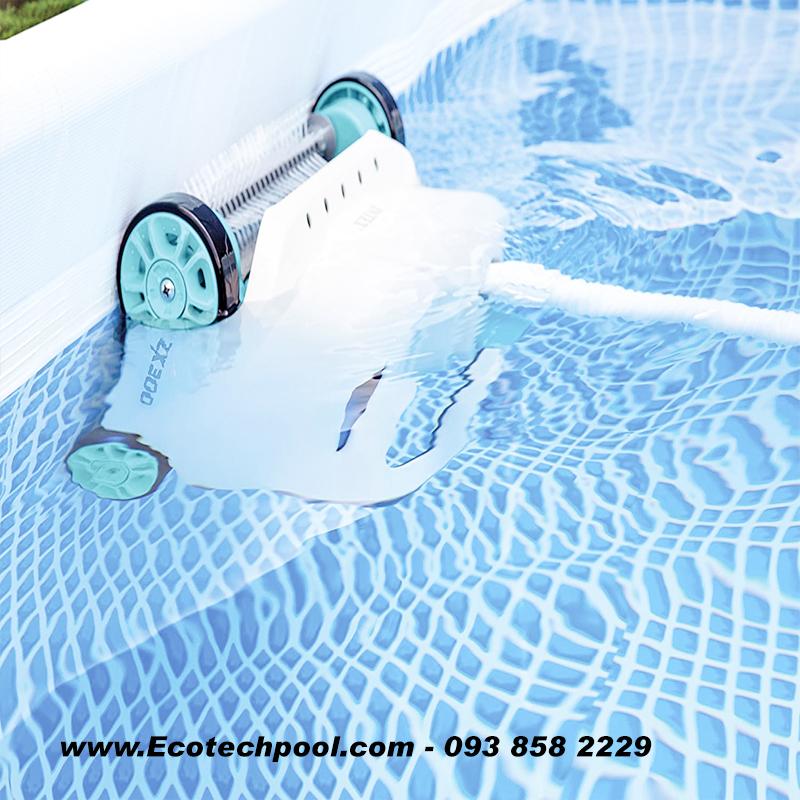 Phân phối dụng cụ vệ sinh hồ bơi chính hãng